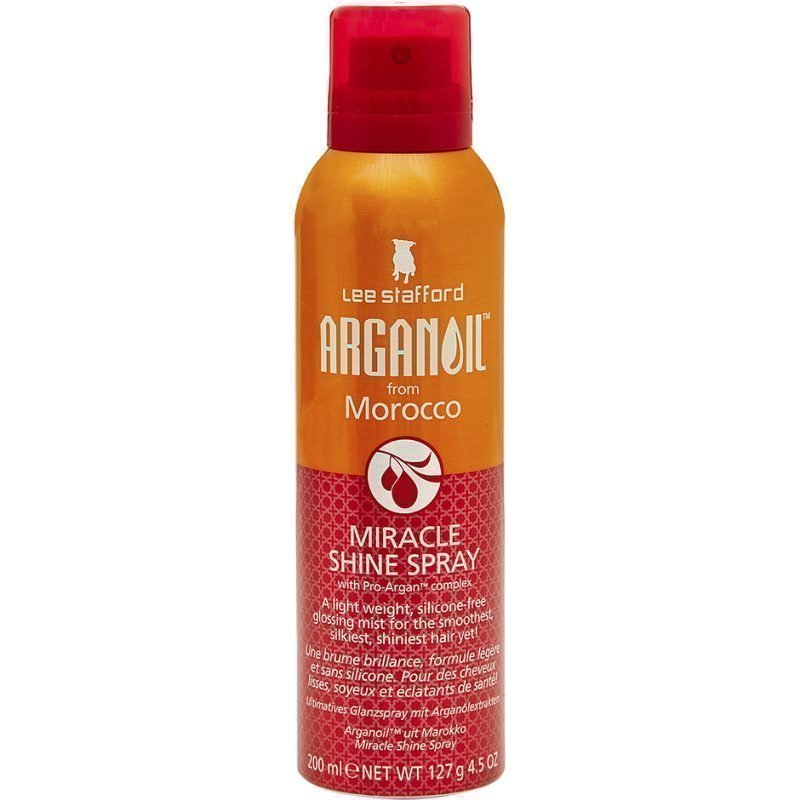Lee Stafford ArganOil from Morocco Miracle Shine Spray 200ml