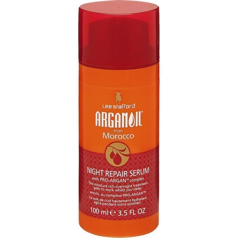Lee Stafford ArganOil from Morocco Night Repair Serum 100ml