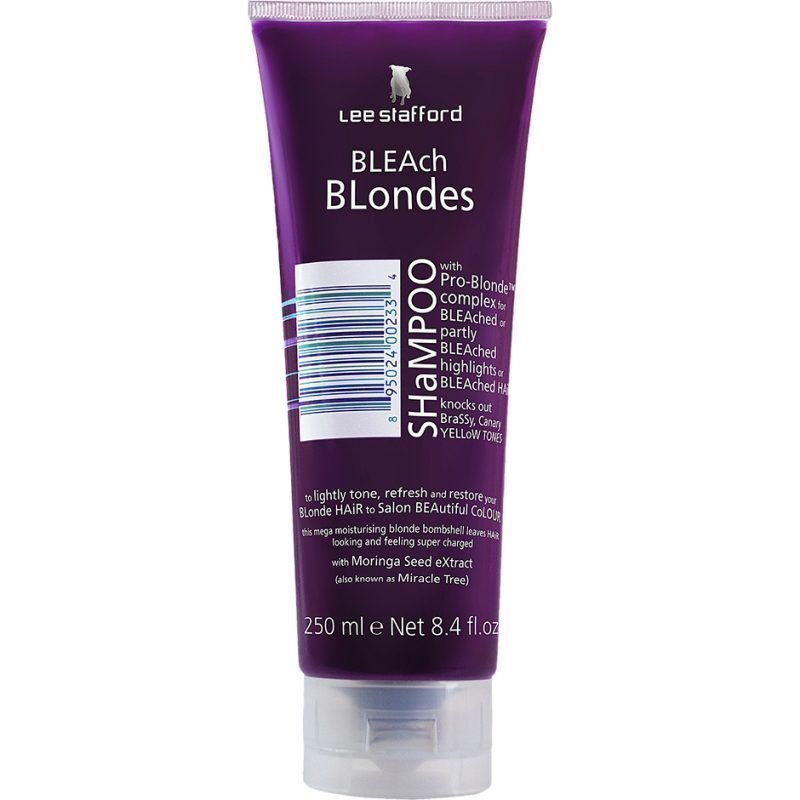Lee Stafford Bleach Blondes Shampoo 250ml