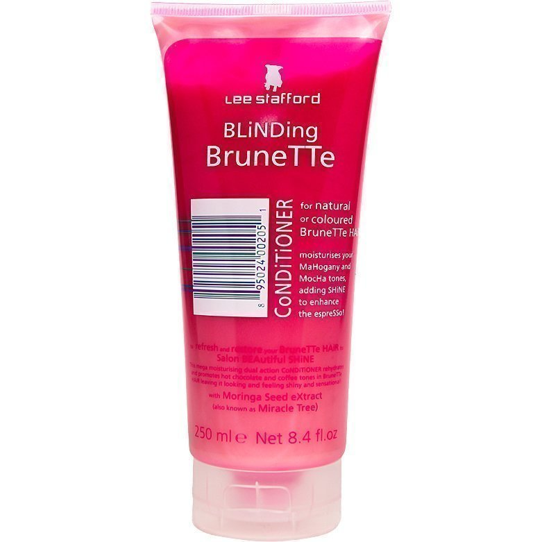Lee Stafford Blinding Brunette Conditioner 250ml