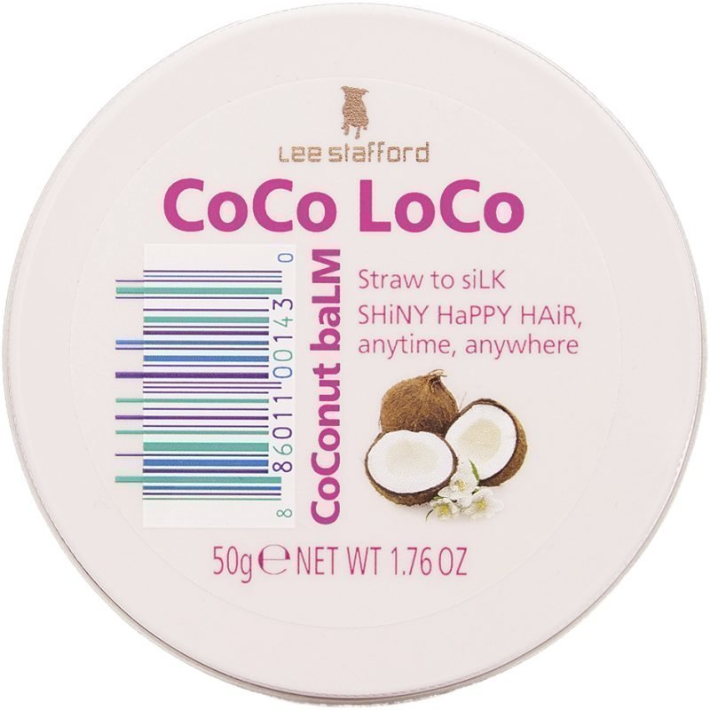 Lee Stafford CoCo LoCo Coconut Oil Balm 50g
