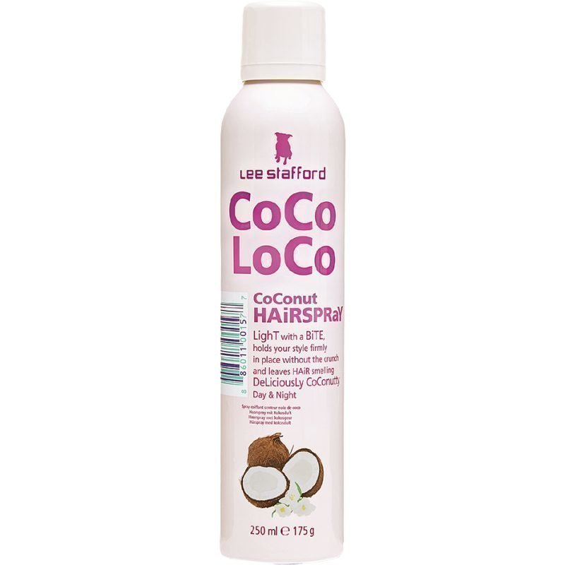 Lee Stafford CoCo LoCo Coconut Oil Hair Spray 250ml