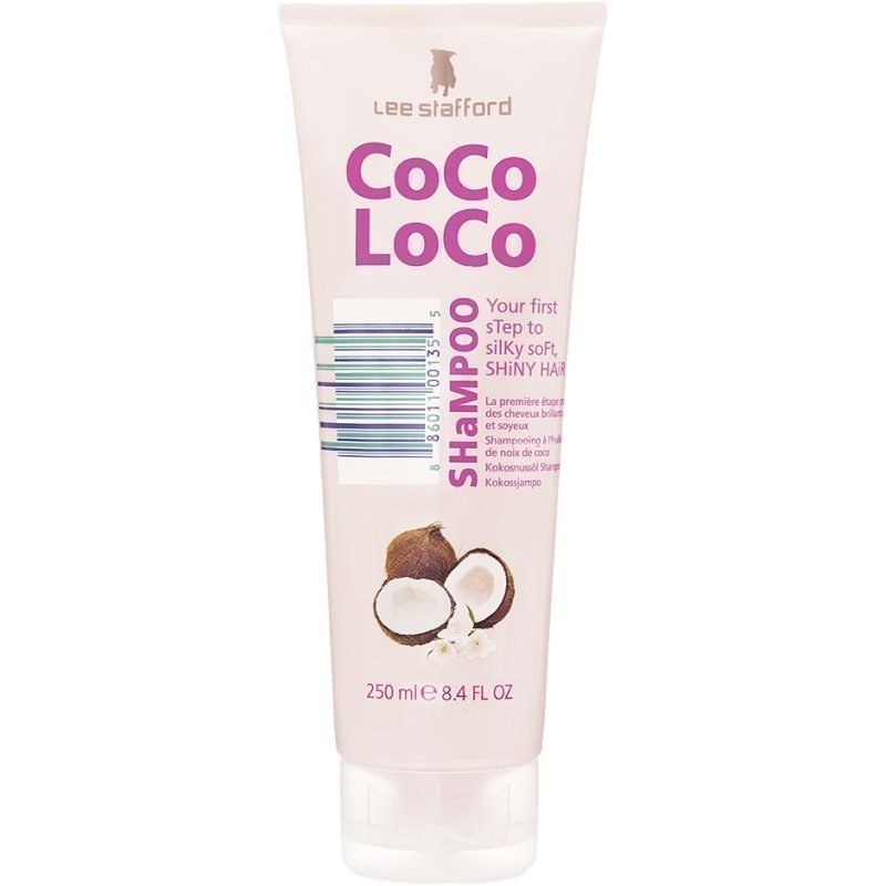 Lee Stafford CoCo LoCo Coconut Oil Shampoo 250ml
