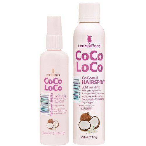 Lee Stafford CoCo LoCo Spritz and Spray