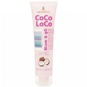 Lee Stafford Coco Loco Blow & Go Lotion