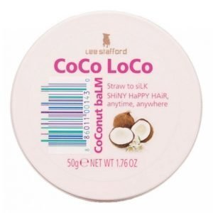 Lee Stafford Coco Loco Coconut Balm 50g