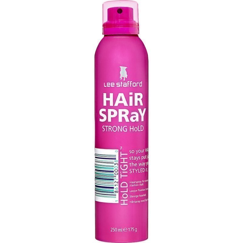 Lee Stafford Hold Tight Firm Hold Hairspray 250ml
