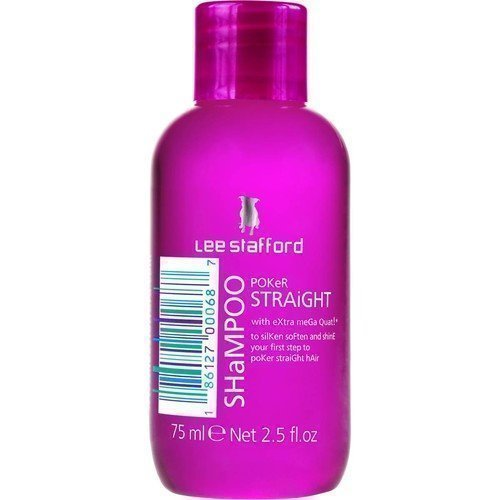 Lee Stafford Poker Straight Shampoo 250 ml