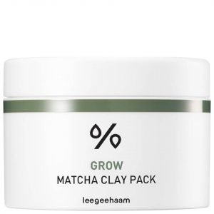 Leegeehaam Grow Matcha Clay Pack