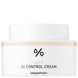 Leegeehaam Hope 5 Alpha Control Cream 50 G