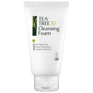 Leegeehaam Tea Tree 30 Cleansing Foam 150 Ml