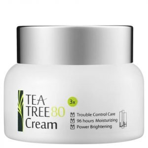 Leegeehaam Tea Tree 80 Cream 50 Ml