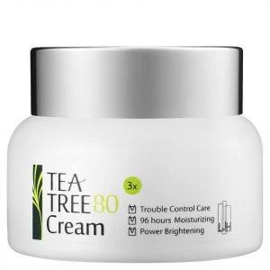 Leegeehaam Tea Tree 80 Cream 50 Ml