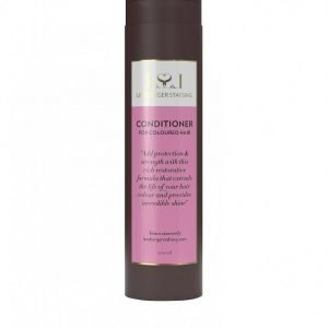 Lernberger Stafsing Conditioner For Coloured Hair 200 Ml Hoitoaine Valkoinen
