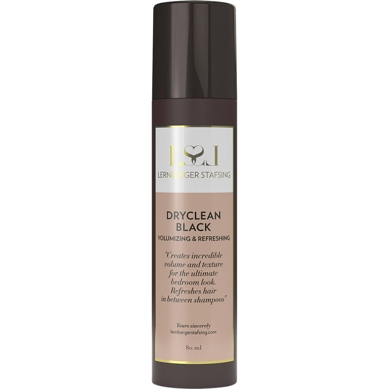 Lernberger Stafsing Dryclean Dry Shampoo (Black) 80ml (Purse Size)
