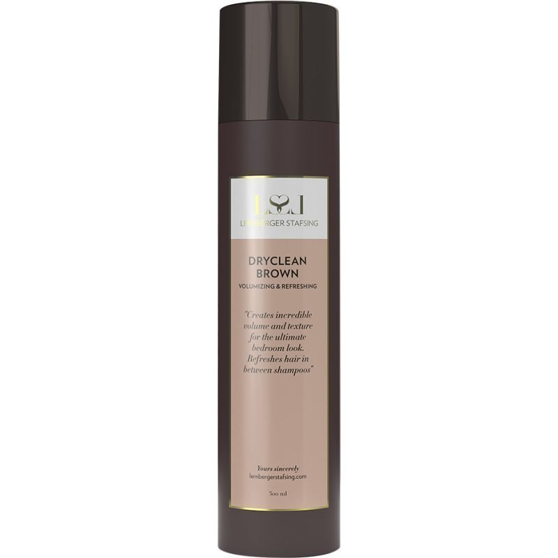 Lernberger Stafsing Dryclean Dry Shampoo (Brown) 300ml