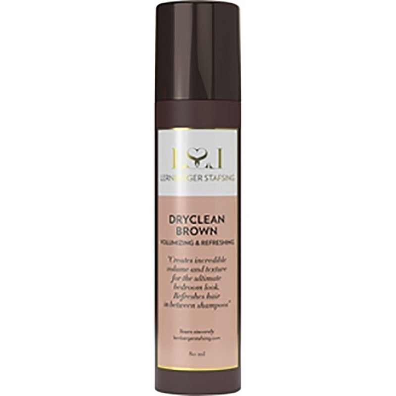 Lernberger Stafsing Dryclean Dry Shampoo (Brown) 80ml (Purse Size)