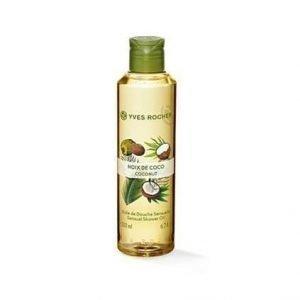 Les Plaisirs Nature Suihkuöljy Kookospähkinä