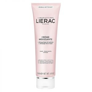 Lierac Double Cleanser Cream-In-Foam