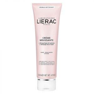 Lierac Double Cleanser Cream-In-Foam