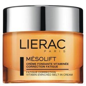 Lierac Mésolift Ultra Vitamin-Enriched Anti-Fatigue Smooth Correction Cream