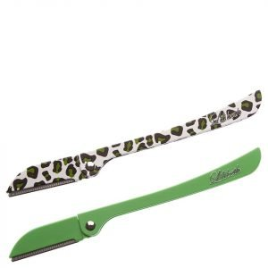 Lilibeth Of New York Brow Shaper Leopard Green / Plain Green Set Of 2