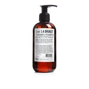 Lilla Bruket Shampoo Korianteri / Mustapippuri 250 Ml