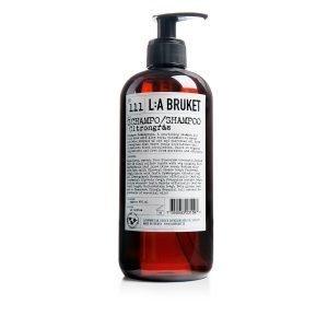 Lilla Bruket Shampoo Sitruunaruoho 450 Ml