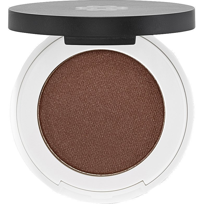 Lily Lolo Pressed Eye Shadow I Should Cocoa 2g