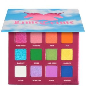 Lime Crime 10th Birthday Eyeshadow Palette