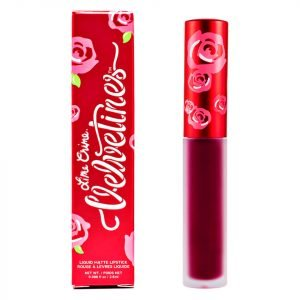 Lime Crime Matte Velvetines Lipstick Various Shades Beet It