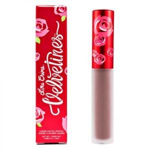 Lime Crime Matte Velvetines Lipstick Various Shades Cashmere