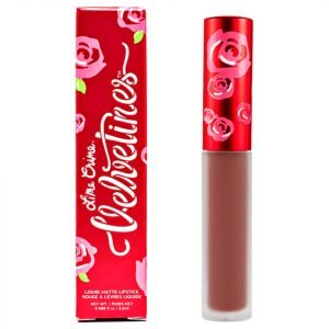 Lime Crime Matte Velvetines Lipstick Various Shades Cindy