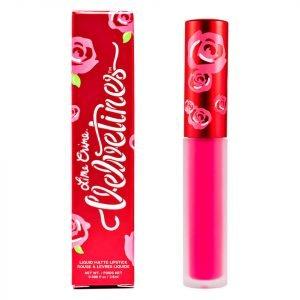 Lime Crime Matte Velvetines Lipstick Various Shades Pink Velvet