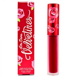 Lime Crime Matte Velvetines Lipstick Various Shades Red Rose