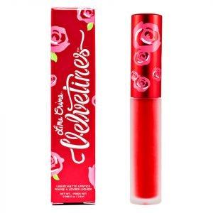 Lime Crime Matte Velvetines Lipstick Various Shades Red Velvet