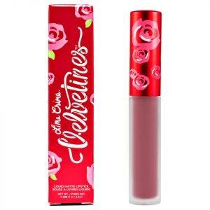 Lime Crime Matte Velvetines Lipstick Various Shades Sasha