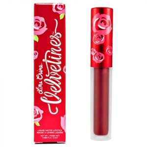 Lime Crime Metallic Velvetines Lipstick Various Shades Eclipse