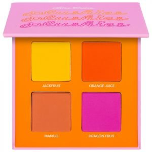 Lime Crime Plushies Sheer Pressed Pigment Quads Eye Shadow Fresh Squeezed