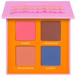 Lime Crime Plushies Sheer Pressed Pigment Quads Eye Shadow Sweet Blends