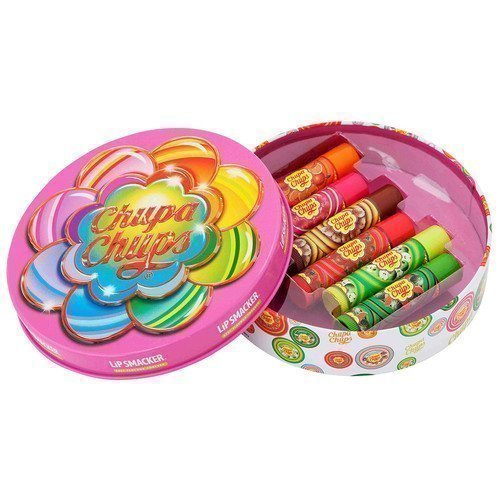 Lip Smacker Chupa Chups Round Tin Box