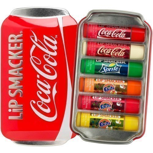 Lip Smacker Coca-Cola Flavored Lip Gloss Collection