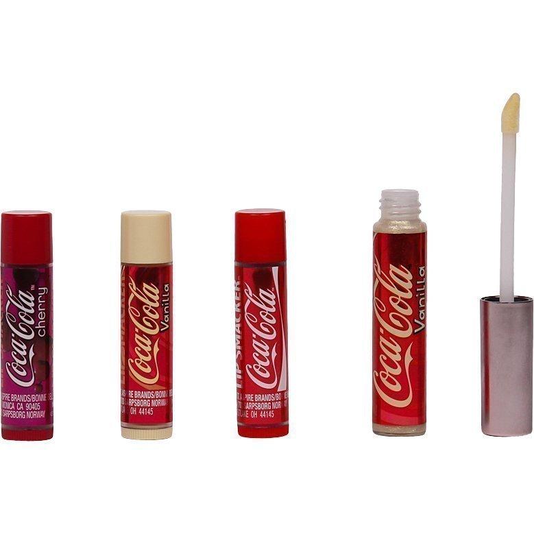 Lip Smacker  Heart Tin Box  3 Flavours