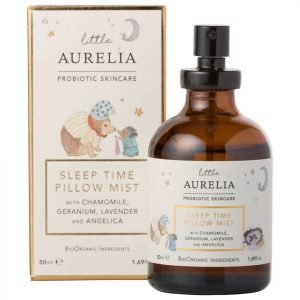 Little Aurelia From Aurelia Probiotic Skincare Sleep Time Pillow Mist 50 Ml