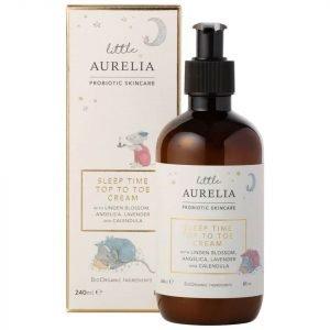 Little Aurelia From Aurelia Probiotic Skincare Sleep Time Top To Toe Cream 240 Ml