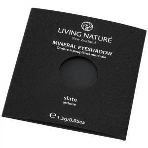Living Nature Eyeshadow 1.5g Various Shades Black
