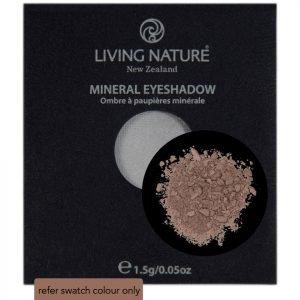 Living Nature Eyeshadow 1.5g Various Shades Brown