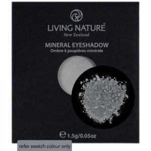 Living Nature Eyeshadow 1.5g Various Shades Dark Grey