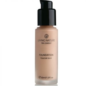 Living Nature Pure Foundation 30 Ml Various Shades Taupe