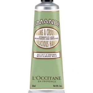 Loccitane Almond Delicious Hands Käsivoide 30 ml